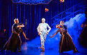 Mathew Bourne's Cinderella. Directed and Choreographed by Matthew Bourne.With Liam Mower as The Angel.Opens at Sadler's Wells Theatre on 19/12/17. EDITORIAL USE ONLY