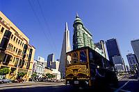 Zoetrope Building San Francisco, California, USA