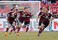 Fussball Bundesliga 2011/12: 1. FC Nuernberg - 1. FC Koeln