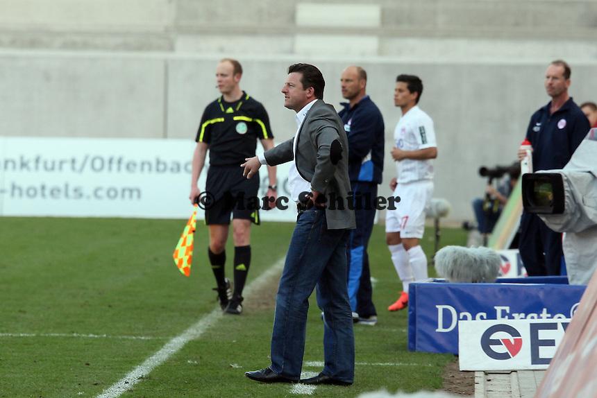 Trainer Kosta Runjaic (Darmstadt)