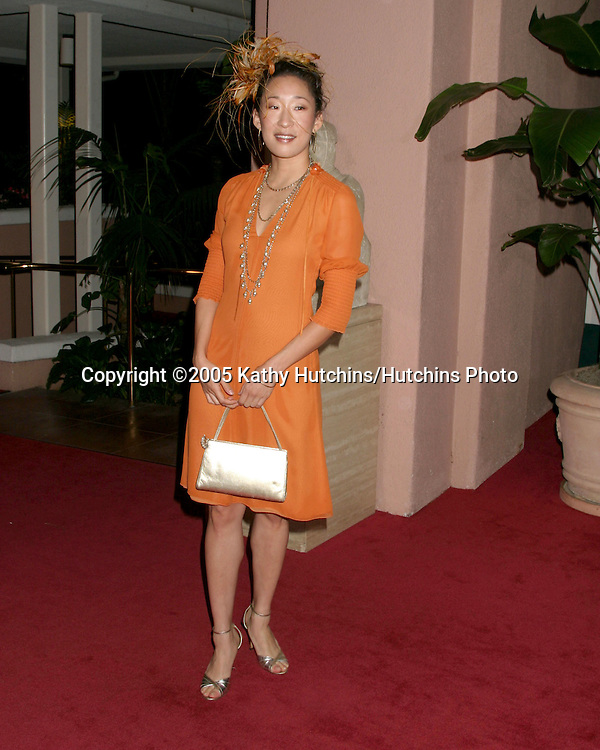 Sandra Oh.13th Annual Diversity Awards.Beverly Hills Hotel.Los Angeles, CA.November 13, 2005.©2005 Kathy Hutchins / Hutchins Photo