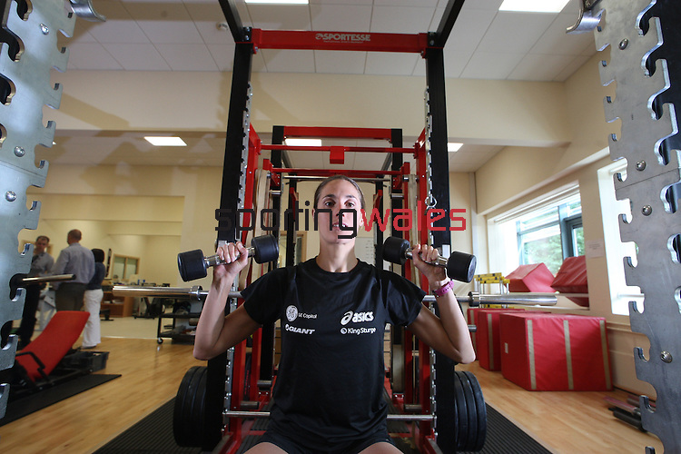 Sport Wales Elite Strategy Launch..19.07.10.Photo Credit: Steve Pope-Sportingwales...