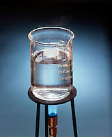 PHASES OF WATER: SOLID, LIQUID &amp; GASEOUS (3 of 4)<br />