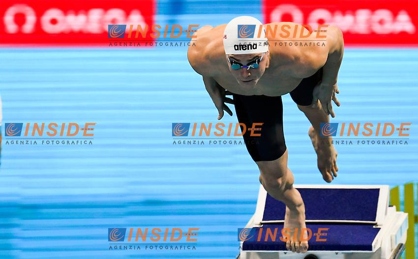 MOROZOV Vladimir RUS<br /> Men's 100m Breaststroke<br /> 13th Fina World Swimming Championships 25m <br /> Windsor  Dec. 6th, 2016 - Day01<br /> WFCU Centre - Windsor Ontario Canada CAN <br /> 20161206 WFCU Centre - Windsor Ontario Canada CAN <br /> Photo &copy; Giorgio Scala/Deepbluemedia/Insidefoto