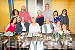Marie and Mike Sheehy from Lixnaw celebrating their 50th wedding anniversary in Ballyroe on Saturday evening.<br /> Seated l to r: Melissa Sheehy, Marie, Mike, Kenneth, Hannah and Rebecca Sheehy.<br /> Back l to r: Michelle Reynolds, Gordon, Jackie, Ray and Grace Sheehy and Karen Reynolds