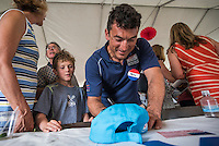 AR_07272016_RIO_HOUSTON_00081.ARW  © Amory Ross / US Sailing Team.  HOUSTON - TEXAS- USA. July 27, 2016. The Houston Yacht Club hosts a send-off party for the US Sailing Team during the Optimist Nationals regatta, a day before the sailors fly to Rio for the Summer Olympics.