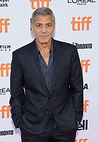 09 September 2017 - Toronto, Ontario Canada - George Clooney. 2017 Toronto International Film Festival - &quot;Suburbicon&quot; Premiere held at Princess of Wales Theatre.<br /> CAP/ADM/BPC<br /> &copy;BPC/ADM/Capital Pictures