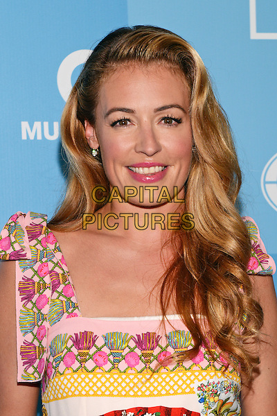 NEW YORK - MAY 11: Cat Deeley arrives at the 2015 FOX Programming Presentation Post Party at the Wollman Rink in Central Park on May 11, 2015 in New York City. <br /> CAP/MPI/PGCS<br /> &copy;PGCS/MPI/Capital Pictures
