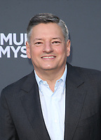 LOS ANGELES, CA - JUNE 10: Ted Sarandos, at the Los Angeles Premiere Screening of Murder Mystery at Regency Village Theatre in Los Angeles, California on June 10, 2019. <br /> CAP/MPIFS<br /> ©MPIFS/Capital Pictures