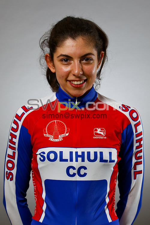 Picture by Alex Whitehead/SWpix.com - 25/09/2013 - Cycling - British National Track Championships 2013 - Day 1 - National Cycling Centre, Manchester, England - Danielle Khan (Solihull CC).