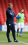 Grant McCann manager of Peterborough Utd during the League One match at Bramall Lane Stadium, Sheffield. Picture date: September 17th, 2016. Pic Simon Bellis/Sportimage
