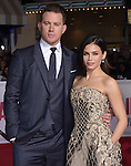 Channing Tatum and Jenna Dewan-Tatum attends The Universal Pictures Hail,Caesar! World Premiere held at The Regency Village Theatre in Westwood, California on February 01,2016                                                                               © 2016 Hollywood Press Agency