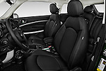 Front seat view of a 2015 MINI Paceman Cooper 3 Door Hatchback Front Seat car photos