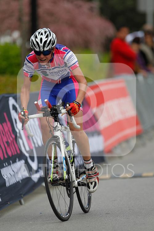 Vuelta Madrid Club Ciclista Galapagar, Contrarreloj Categorías inferiores, 2012 21 Abril.(ALTERPHOTOS/ARNEDO & ALCONADA)