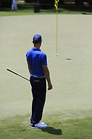 Graham Delaet (CAN) chips onto the 13th green during Thursday's Round 1 of the 2017 PGA Championship held at Quail Hollow Golf Club, Charlotte, North Carolina, USA. 10th August 2017.<br /> Picture: Eoin Clarke | Golffile<br /> <br /> <br /> All photos usage must carry mandatory copyright credit (&copy; Golffile | Eoin Clarke)