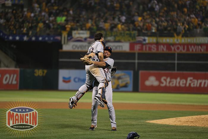 Detroit Tigers v Oakland Athletics | Brad Mangin