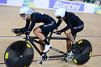 Picture by Simon Wilkinson/SWpix.com 23/03/2018 - Cycling 2018 UCI  Para-Cycling Track Cycling World Championships. Rio de Janeiro, Brazil - Barra Olympic Park Velodrome - Day 2 - Hannah Pascoe