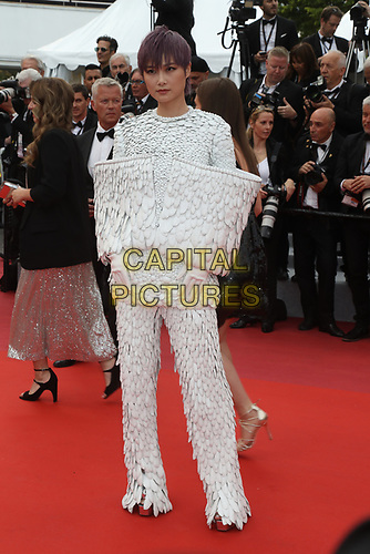Amoy Corn attends the LES MISÉRABLES premiere -72nd annual Cannes Film Festival  Cannes France on May 15 2019.<br /> CAP/GOL<br /> ©GOL/Capital Pictures