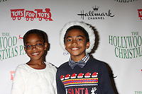 Marsai Martin, Miles Brown<br />