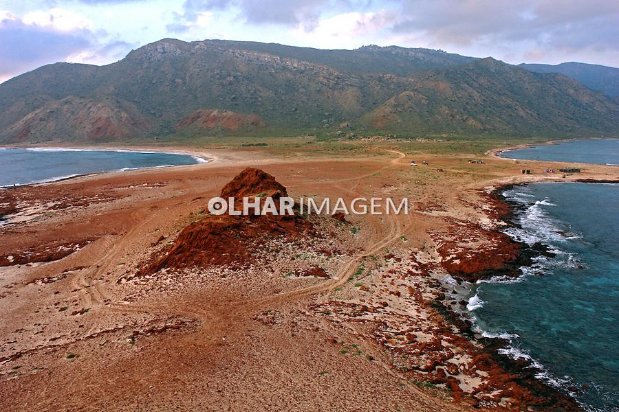 Reserva Di Hamri na Ilha de Socotra. Yemen. 2008. Foto de Caio Vilela.