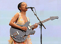 Lianne La Havas performs on Day Two of British Summertime at Hyde Park, London on July 6th 2019<br /> CAP/ROS<br /> ©ROS/Capital Pictures