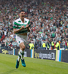 Tom Rogic scores the winner for Celtic