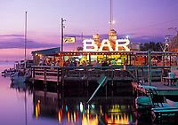 USA, Florida Keys, Islamorada: Loreley Sunset Bar | USA, Florida Keys, Islamorada: Loreley Sunset Bar