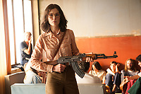 7 Days in Entebbe (2018) <br /> Rosamund Pike<br /> *Filmstill - Editorial Use Only*<br /> CAP/MFS<br /> Image supplied by Capital Pictures
