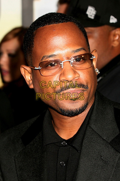 "MARTIN LAWRENCE.""Wild Hogs"" Los Angeles Premiere at the El Capitan Theatre, Hollywood, California, USA..February 27th, 2007.headshot portrait glasses sunglasses shades mustache goatee facial hair .CAP/ADM/BP.©Byron Purvis/AdMedia/Capital Pictures"