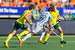 Australia Men vs Argentina Men at the Rabobank Hockey World Cup 2014