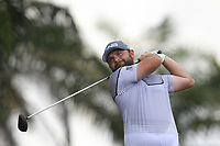 Andy Sullivan (ENG) in action on the 5th tee during Round 1 of the Maybank Championship at the Saujana Golf and Country Club in Kuala Lumpur on Thursday 1st February 2018.<br /> Picture:  Thos Caffrey / www.golffile.ie<br /> <br /> All photo usage must carry mandatory copyright credit (&copy; Golffile | Thos Caffrey)