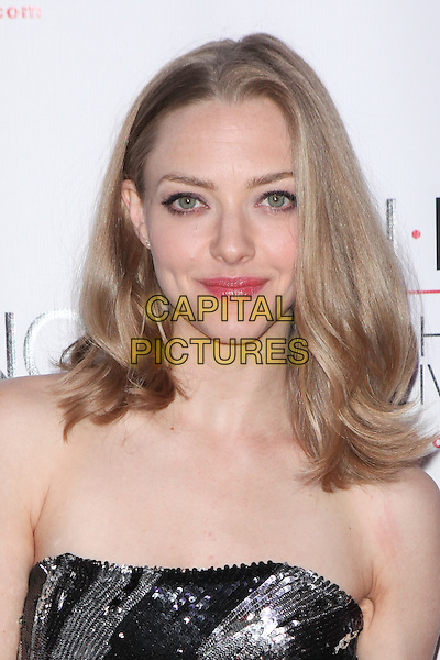 NEW YORK, NY - NOVEMBER 4: Amanda Seyfried at the K.I.D.S./Fashion Delivers Annual Gala to Honor Stuart M. Brister, Dow Famulak &amp; Shikshya Foundation Nepal at The American Museum of Natural History in New York City 0n November 4, 2015.  <br /> CAP/MPI99<br /> &copy;MPI99/Capital Pictures