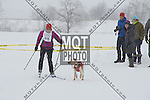 Sunday Events Finish Line - 24 K Snow Bike, 12 K Skijour, 10k Snowshoe