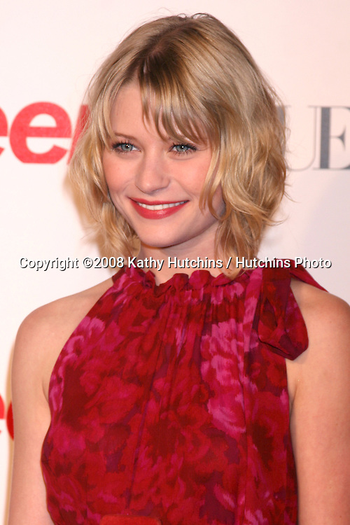 Emilie de Ravin arriving at the Teen Vogue Young Hollywood Party at the LACMA in Los Angeles, CA on.September 18, 2008.©2008 Kathy Hutchins / Hutchins Photo....