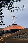 AJ Alexander - Arizona Capitol Dome.Photo by AJ Alexander.All Rights Reserved