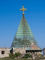 orthodoxe Kirche St. Petka-Sv.Petke, Festung Kalemegdan, Belgrad, Serbien, Europa<br /> Orthodox church Sv. Petka in the fortress Kalemegdan,  Belgrade, Serbia, Europe