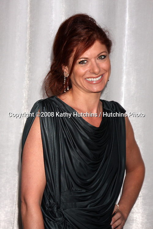 """Debra Messing   arriving at the Annual Awards Season Diamond Fashion Show Preview""""  at the Beverly Hills Hotel in Beverly Hills, CA on .January 8, 2009.©2008 Kathy Hutchins / Hutchins Photo..                ."""