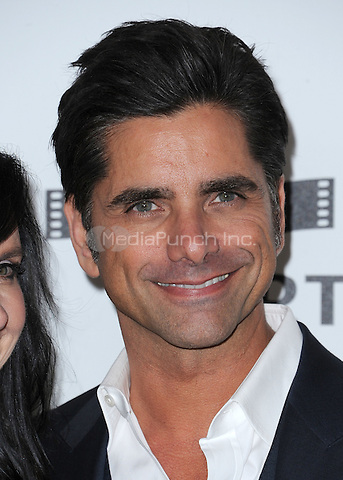 LOS ANGELES, CA - APRIL 25:  John Stamos at the 4th Annual Reel Stories, Real Lives Benefit at Milk Studios on April 25, 2015 in Los Angeles, California. Credit: mpiPGSK/MediaPunch