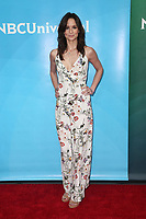 UNIVERSAL CITY, CA - MAY 2: Sarah Wayne Callies at the 2018 NBCUniversal Summer Press Day in Universal City, California on May 2, 2018. Credit: Faye Sadou/MediaPunch