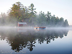 "Gull Lake / ""Muskoka Morning"""