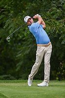Kevin Kisner (USA) watches his tee shot on 6 during round 2 of the 2019 Charles Schwab Challenge, Colonial Country Club, Ft. Worth, Texas,  USA. 5/24/2019.<br /> Picture: Golffile   Ken Murray<br /> <br /> All photo usage must carry mandatory copyright credit (© Golffile   Ken Murray)