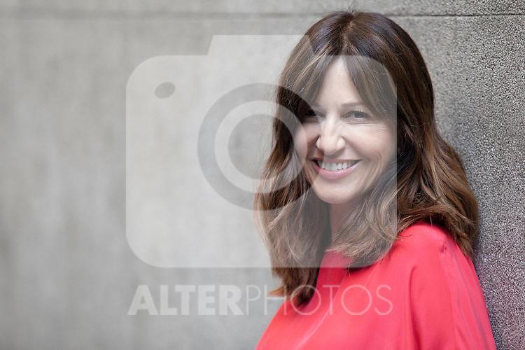 Pose actrees Argentinian Mercedes Moran present the film 'Betibu' at Cinema Princesa in Madrid. September 09, 2014. (ALTERPHOTOS / Nacho Lopez)