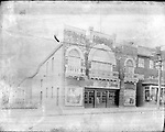 Frederick Stone negative. Hamilton Park Theater. (Quo Vadis playing?) 1912