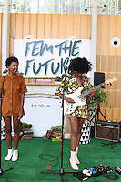 New York Ny Aug 27: St Beauty at The Pre-VMA Fem The Future Brunch with Janelle Monae in New York City on August 27, 2016 Credit Walik Goshorn / MediaPunch
