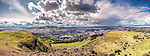 City of Edinburgh from Arthur's Seat, Edinburgh.