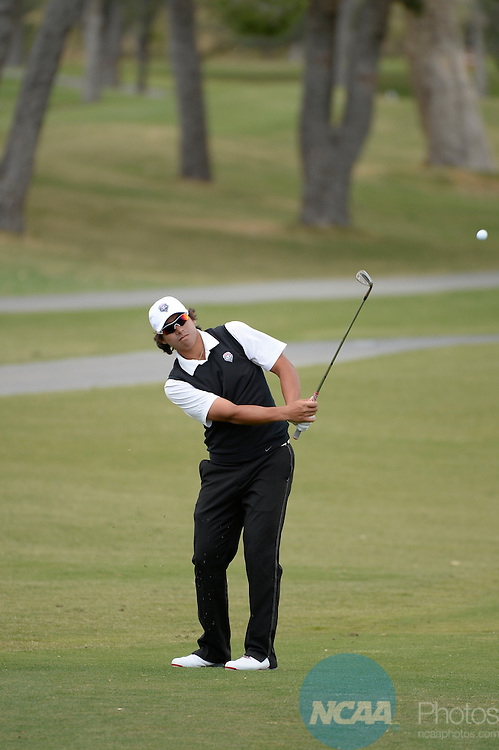 26 APR 2014:  The Mountain West Conference Men's Golf Championship takes place at the Omni Tucson National in Tucson, AZ.  Jamie Schwaberow/NCAA Photos