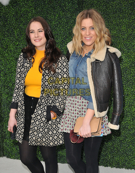 Kat Shoob &amp; Olivia Cox attends the &quot;Snoopy &amp; Charlie Brown: The Peanuts Movie 3D&quot; gala film screening, Vue West End cinema, Leicester Square, London, England, UK, on Saturday 28 November 2015.<br /> CAP/CAN<br /> &copy;Can Nguyen/Capital Pictures