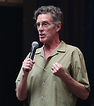 John Glover performing at the United Airlines Presents: #StarsInTheAlley Produced By The Broadway League on June 1, 2018 in New York City.