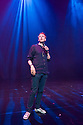Edinburgh, UK. 03.08.2013.  Joe Lycett performs at the Pleasance Press Launch at the 2013 Edinburgh Festival Fringe. Photograph © Jane Hobson.