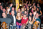 SURPRISE 3-OH!: Sarah Foley, Fountain Court, Tralee (front centre) got a fabulous surprise for her 30th birthday last Saturday night when she landed in to the Imperial hotel, Denny St, Tralee to find her family gathered inside to celebrate with her.